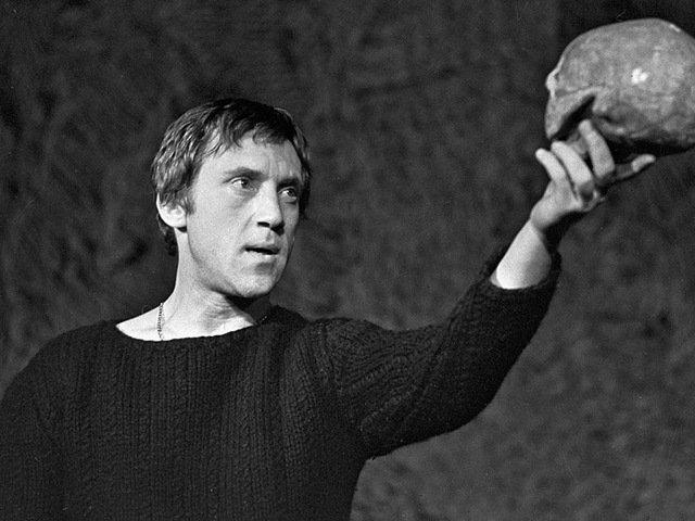 Высоцкий: «Я Гамлет...»