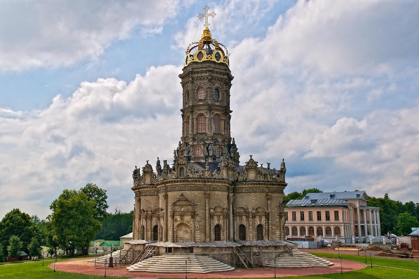Знаменский храм Знамения Пресвятой Богородицы