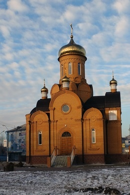 Куликовский храм архистратига Божия Михаила
