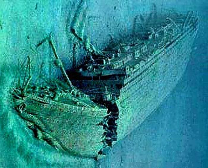 «Британик» — забытый брат «Титаника»