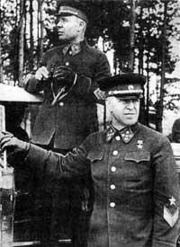 Г.К.Жуков — воспоминания и размышления: накануне Великой Отечественной войны