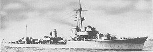 Эсминец тип «1936А»