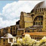Перенос столицы империи в Константинополь