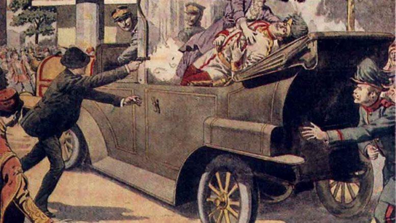 Убийство эрцгерцога Фердинанда и начало Первой Мировой войны