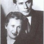 Разведчики-нелегалы Михаил и Анна Филоненко
