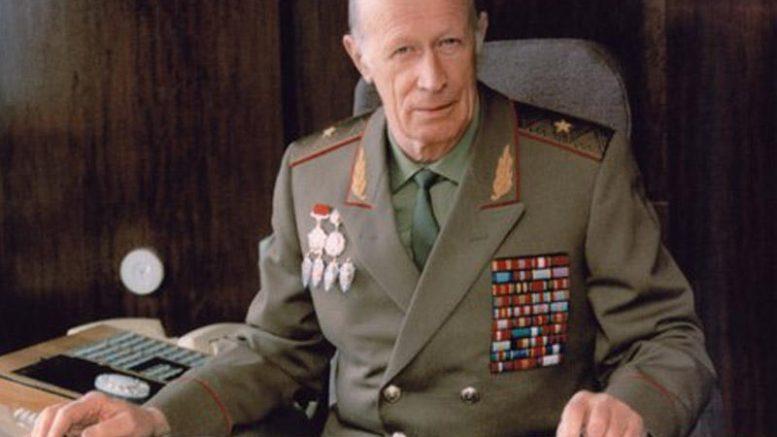 Разведчик специального назначения Ю.И. Дроздов