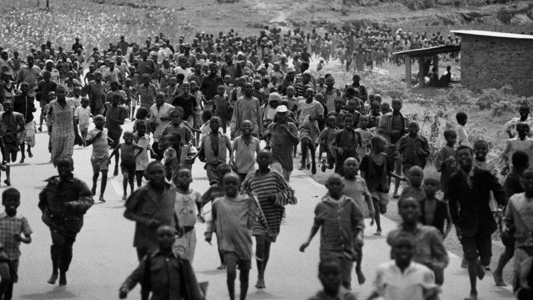 Война хуту и тутси в Руанде