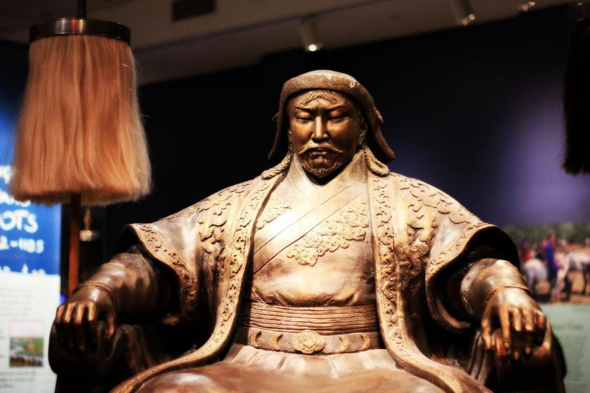Чингисхан – рыцарь закона