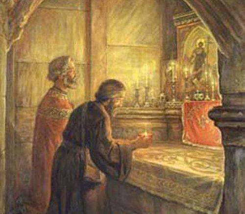 Хождение игумена Даниила
