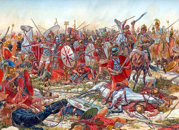 resources and capabilities in the peloponnesian and punic wars Big wars: module one- peloponnesian war and punic wars_____ what are big wars o big wars involve all or almost all of athens depended on resources of its.