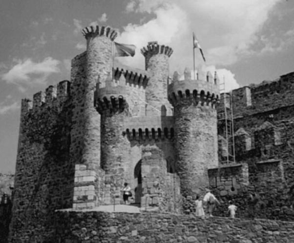 Парижский замок Тампль