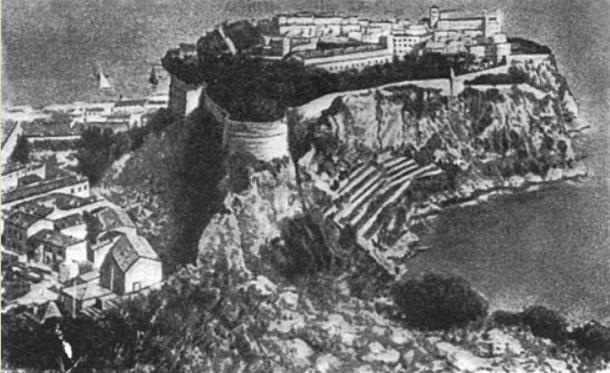 В казематах Бастилии