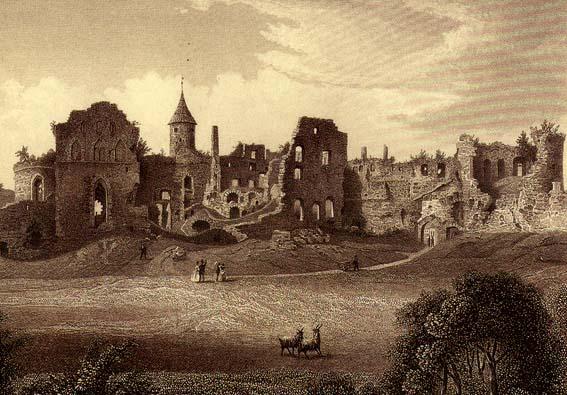 Гапсальский замок