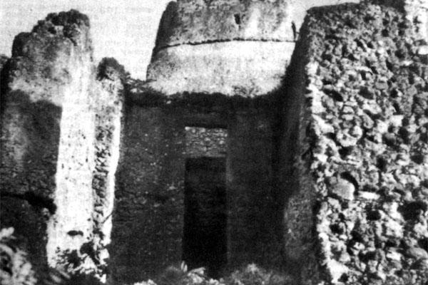 Великая крепость в Килве