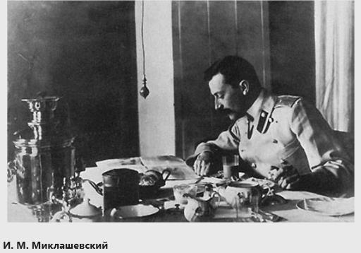 Илья Миклашевский (1877–1961)