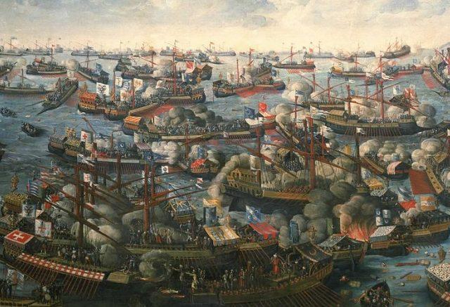 Битва при Лепанто (1571 год)