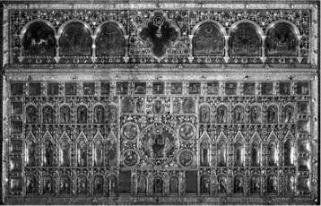 Золотой алтарь собора Святого Марка