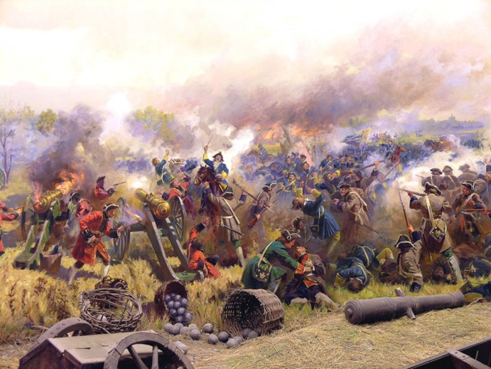 Полтавская битва (1709 год)