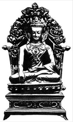 Святыни тибетских монастырей