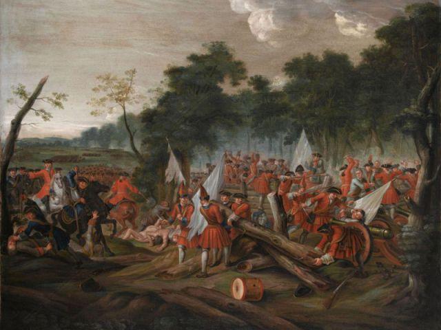 Битва при Мальплаке (1709 год)