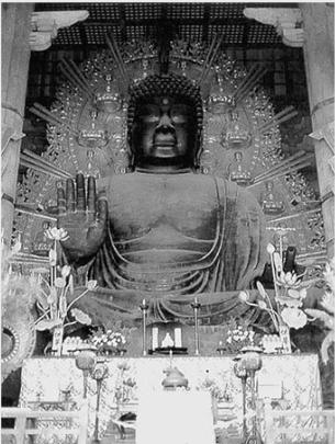 Великий Будда из Нара