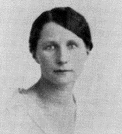 Мария Захарченко-Шульц (1893–1927)