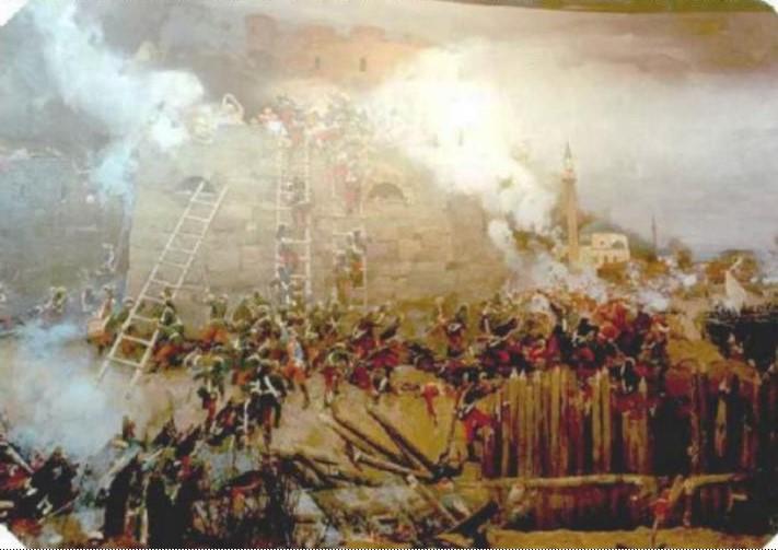 Взятие Измаила (1790 год)