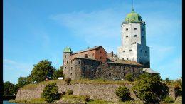 Замок в Выборге