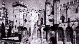 Авиньонский замок римских пап