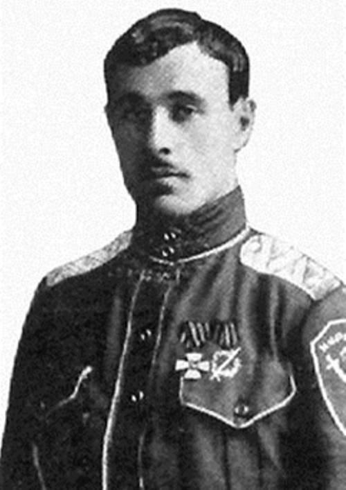 Николай Скоблин (1893–1937)Николай Скоблин (1893–1937)