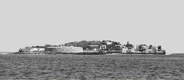 Ливонский замок в Нарве