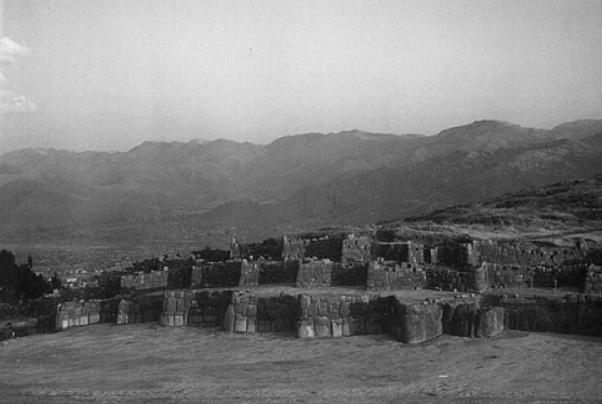 Высокогорные крепости Инков