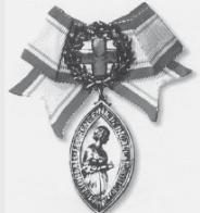 Сестрам милосердия – медали имени Флоренс Найтингеил