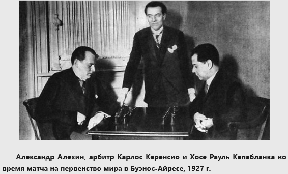 Александр Алехин (1892–1946)
