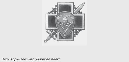 Награды Белых Армии России