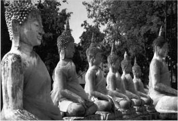 Изумрудный Будда, Золотой и другие…