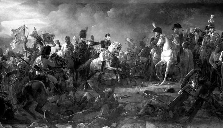 Сражение при Аустерлице (Битва трех императоров) (1805 год)