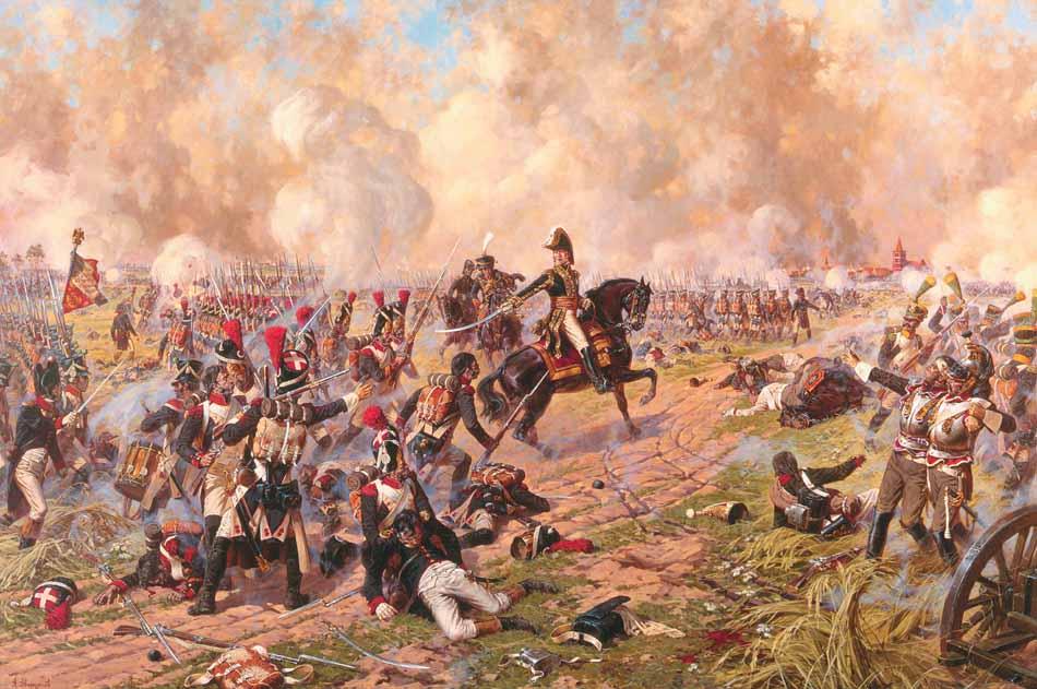 Битва при Фриланде (1807 год)
