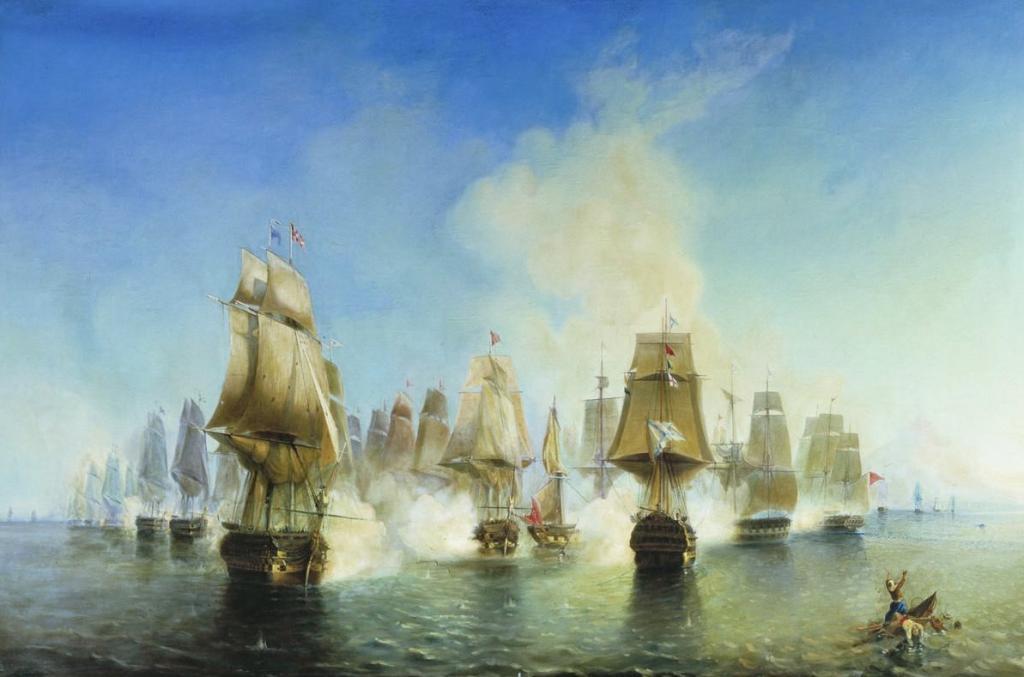 Афонское морское сражение (1807 год)