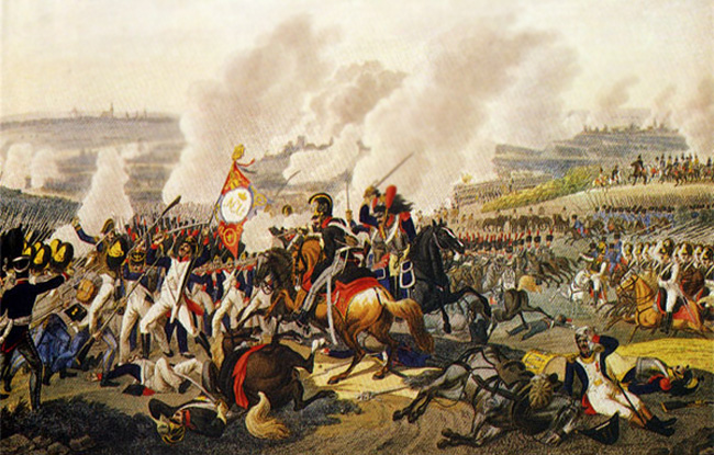 Лейпцигское сражение (Битва народов) (1813 год)
