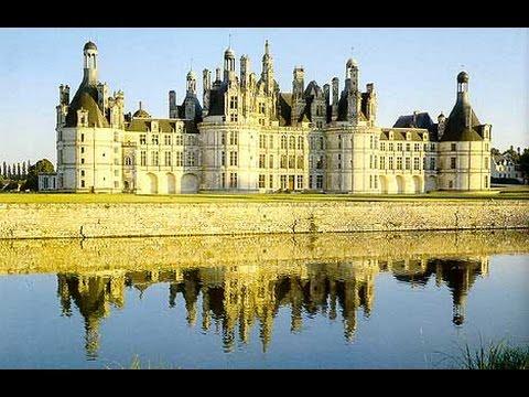 Шамбор – «замок рыцарей и фей»