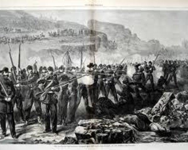 Битва при Чикамоге (1836 год)