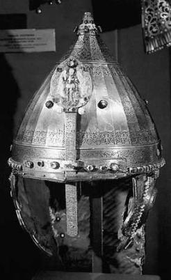 Самый красивый шлем Оружейной палаты