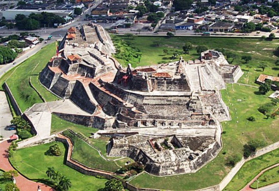 Форты Картахены