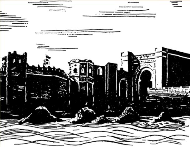 Кубинская крепость Ла-Фуэрса