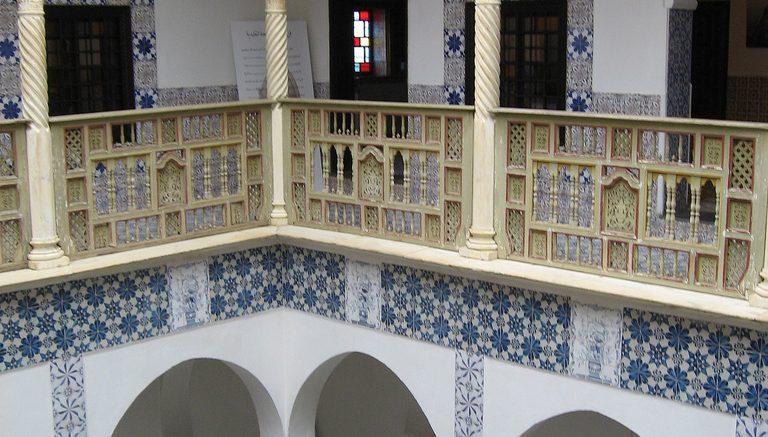 Старая Касба в Алжире