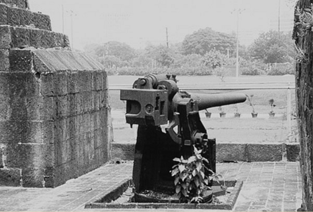Крепость Интрамурос в Маниле