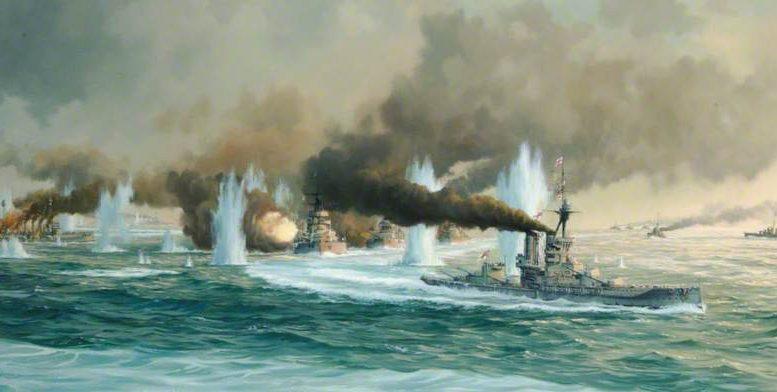 Ютландское морское сражение (1916 год)