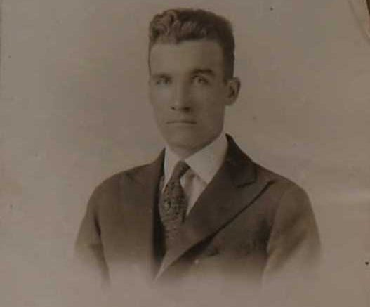 Уильям Варвик Коркоран (1884–1962)