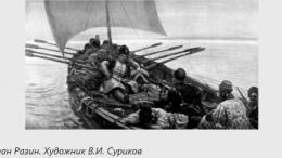 «Заговоренные клады» Степана Разина